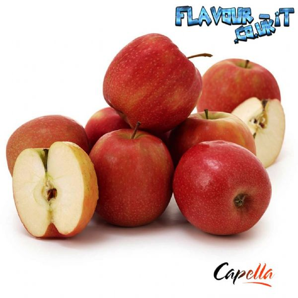 Capella Double Apple Flavour Drops